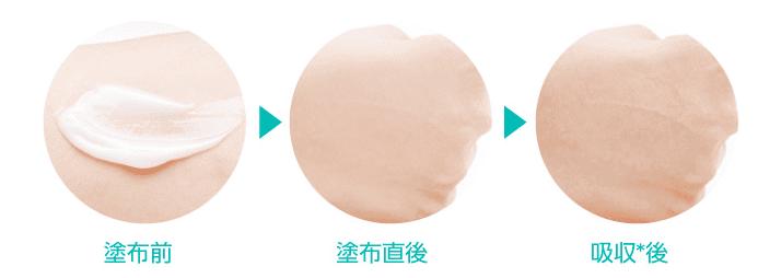アピュ シカクリーム 化粧下地 口コミ